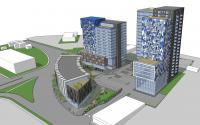 Young and Windsor new development rendering